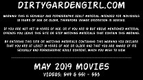 MAY 2019 updates at Dirtygardengirl - anal extreme destruction and prolapse