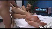 Girl drilled well in doggy