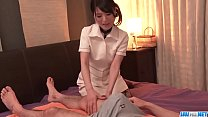 Massage ends with hard sex for tight Nana Nakamura - More at javhd.net [일본 야동 jav]
