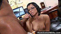 Image: HumiliatedMilfs - She's so dedicated that she lets her boss fuck her ass