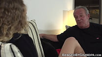 Deviant 18yo Euro pussy filled up with elder cock - 69VClub.Com