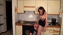 Mariana Cordoba hot in the kitchen preview image