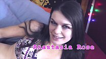 Teaser for Sexy Anastasia Rose gives Average Joe the 3 hole tour, mouth, pussy and ass.'s Thumb