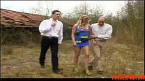 Blond Bitch Used Outdoors, Free Blonde HD Porn: xHamster deepthroat - abuserporn.com's Thumb