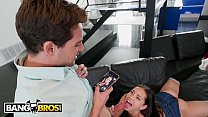 BANGBROS - Young Latin Teen Alina Lopez Gets Consolation Sex From Step Brother image