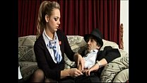 2 British 18 Year Old Students Have A Filthy Fo...
