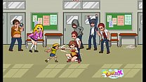 SCHOOL DOT FIGHT download in http://playsex.games