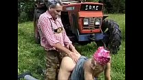 Ugly Trucker Fucks a young village girl For a R...
