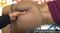 13789 Affair With Attractive Young Hot Ebony Girl Msnovember With Big Boobs While Wife At Work preview