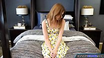 the shy teen becomes a slut with money