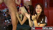 04 Cheating Wives At Underground Fuck Party Orgy!17