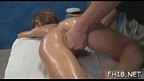 Hot gives a hot massage with a hot surprise fuck! صورة