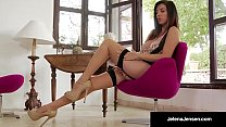 Gorgeous Jelena Jensen Does A HOT Vintage Panty... Thumbnail