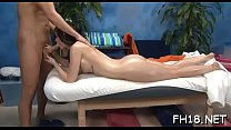 Sexy bombshell beg her therapist to drill her preview image