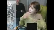 Drunk Korean girl does a live show on slutsxcam.com thumbnail