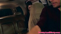 Spoiled brat rough fucked by uber driver pornhub video