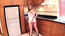Thai Tranny Jen Gets Her Ass Ready For Anal Beads video