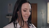 ASMR Roleplay Fantasy - Dr. Angela White gives Full Body Phy