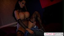 The Stripper Experience - Amy Anderssen is fucked by a big dick, big boobs - 9Club.Top