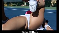 naked tennis and fucking