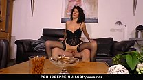 XXX OMAS - Mature German amateur Elke S. gets her mouth and pussy filled with dick Vorschaubild