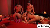 Married couples Groupsex with swingers and enjoying it thumbnail