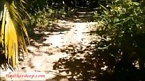 HD Thai teen heather goes atving in paradise and gets huge throatpie in quad NEW thumbnail