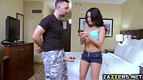Megan Rain sucks fucks and squirts in this fabolous scene's Thumb