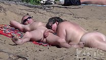 16713 Blowjob on a nudist beach preview