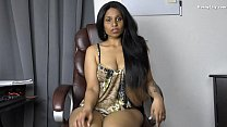 7425 Sexy Indian Boss blackmails role play in Hindi English preview