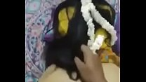 Tamil wife doggy with friend