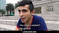 LatinLeche - Cranky Straight Guy Gets Anally Drilled