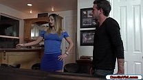 Milf banged by hunk dude and squirts Thumbnail