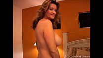 Naughty MILF plays with her pussy and blows the cameraman pornhub video