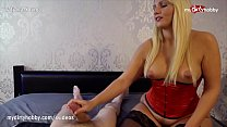 MyDirtyHobby - Tatjana-Young left his cock drained after this erotic massage