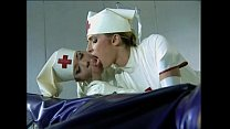 Latex kinky nurses enjoy hot hardcore sex