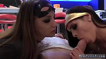 Amateur Swinger  Hot Orgy First Time Halloween  Time Halloween Scare