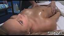 Nude massage video