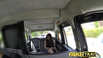 14216 Fake Taxi Brunette sucks fucks and takes it in the ass preview