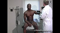 Muscle Examination at the Doctor office