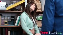 Slutty Teens Jojo And Rylee Making Up For Theft6877-2