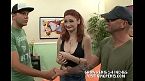 Sexy Redhead Prefers An Rough Sex
