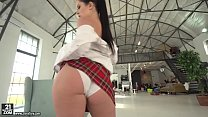Cassie Right rides a big dick with her big ass - 9Club.Top