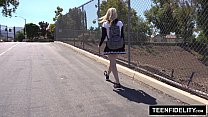 TEENFIDELITY Lily Radar First Creampie Ever - 9Club.Top