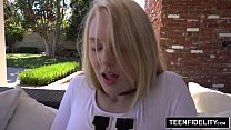 TEENFIDELITY Lily Radar First Creampie Ever Thumbnail
