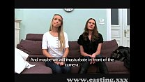 Casting Two Hot Russians part 1 pornhub video