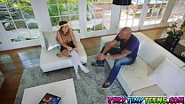Disgruntled Duo Fuck Cleo Vixen Which Made Her Day