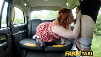 18696 Fake Taxi Ginger cock monster deepthroats and anal preview