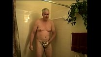 DADDY'S SHOWER WANKING