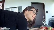 Perfect creampie for hot Madlin Moon by All Int... thumb